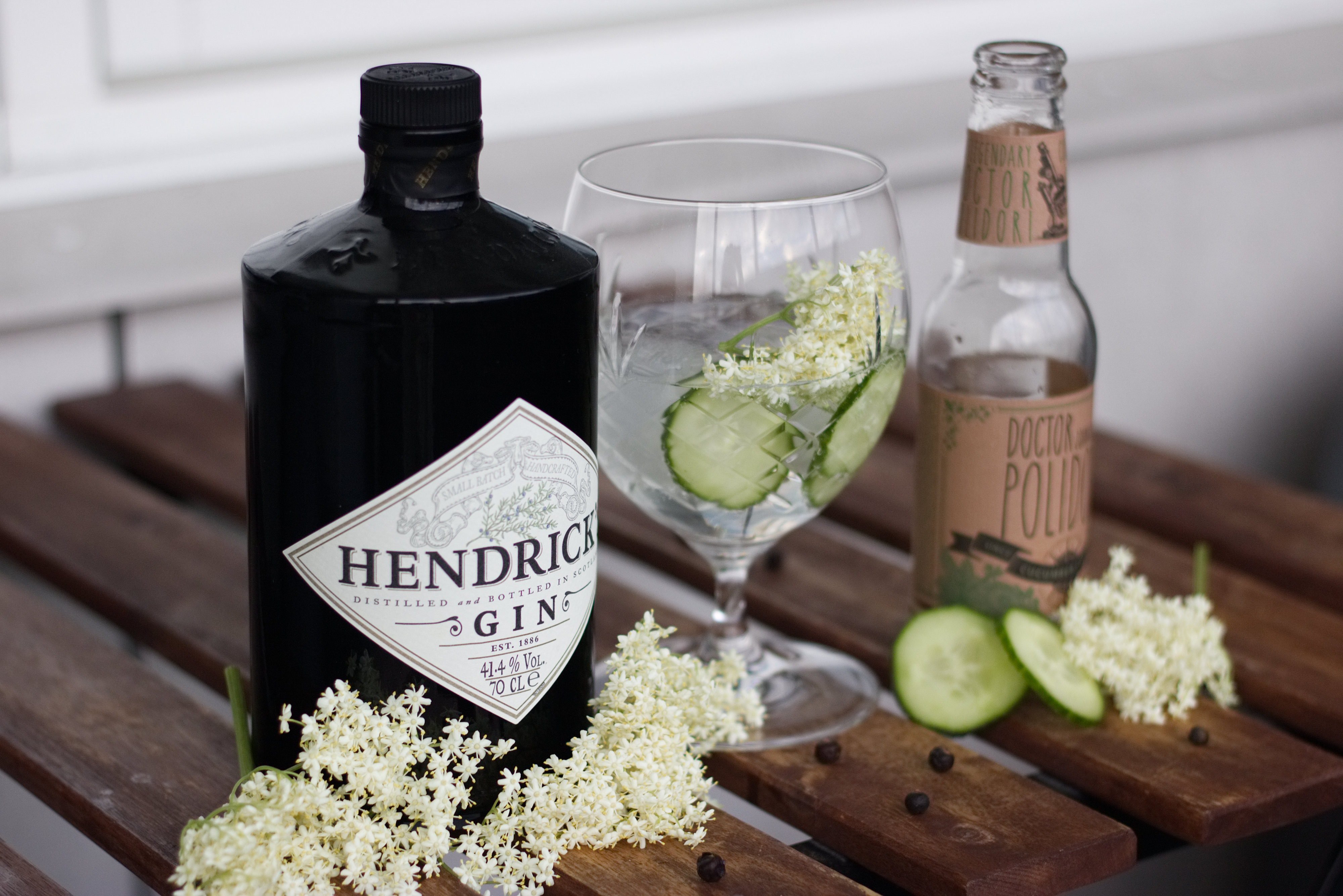 Hendricks Gin review