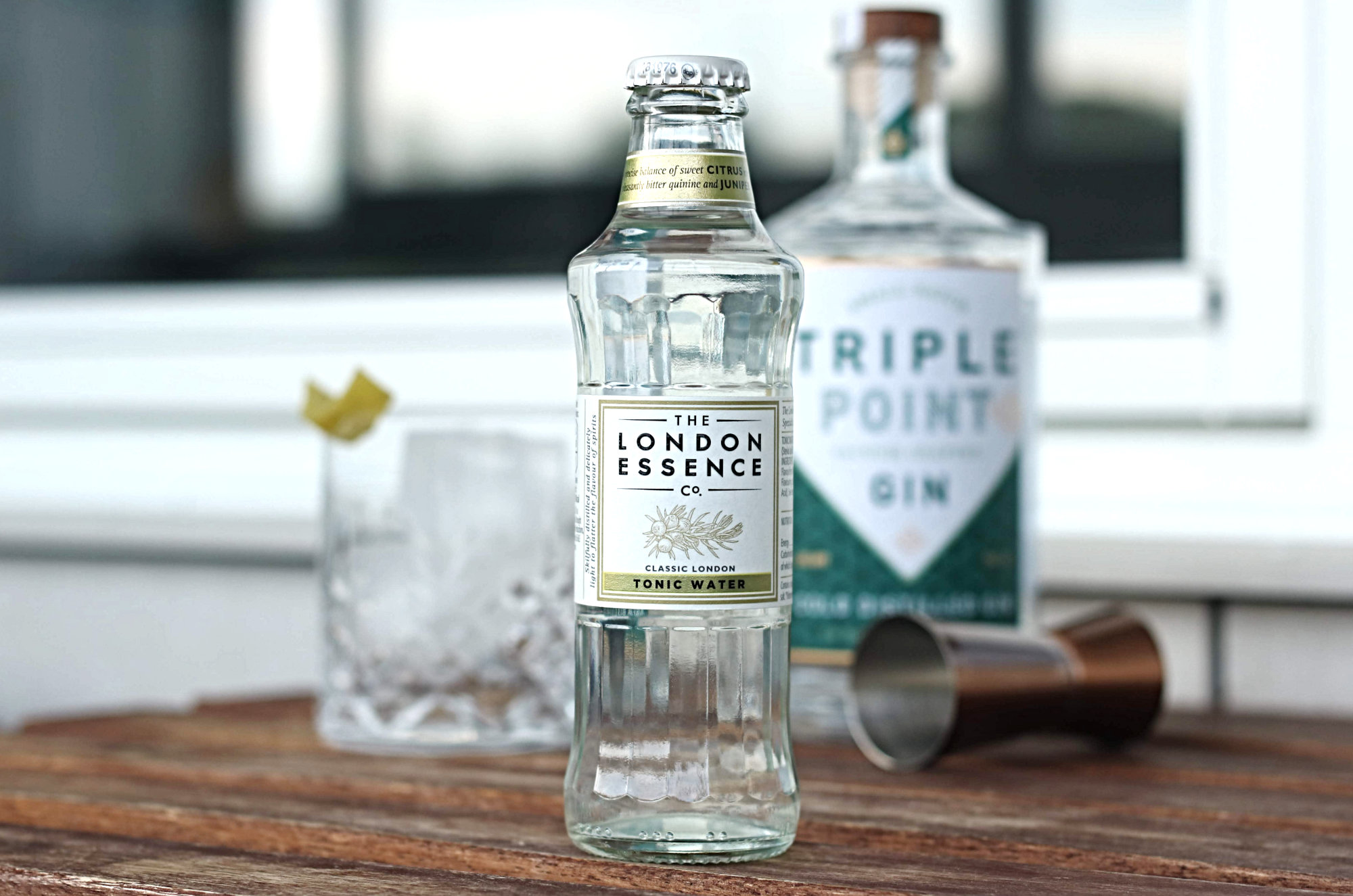 The London Essence Company Classic Tonic Water