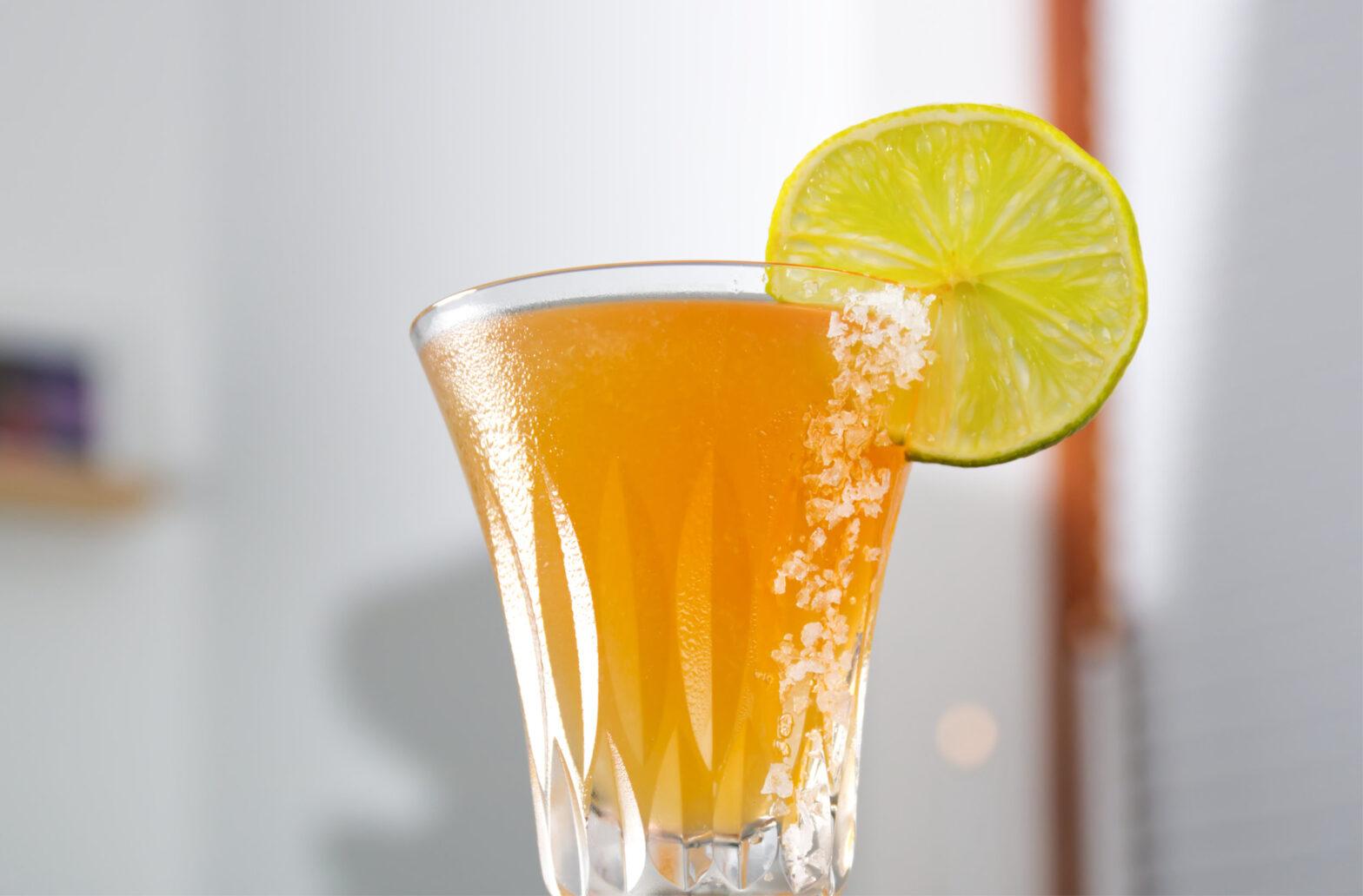 Gin Margarita Cocktail